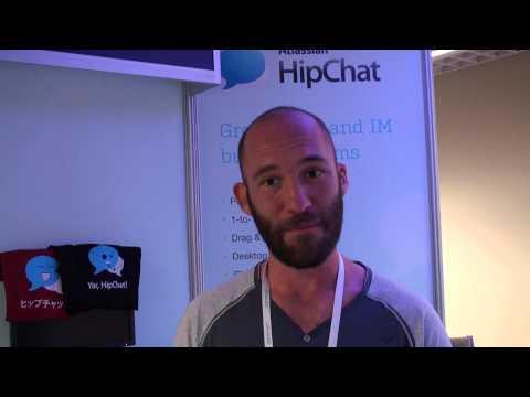 Atlassian HipChat At #E2Conf