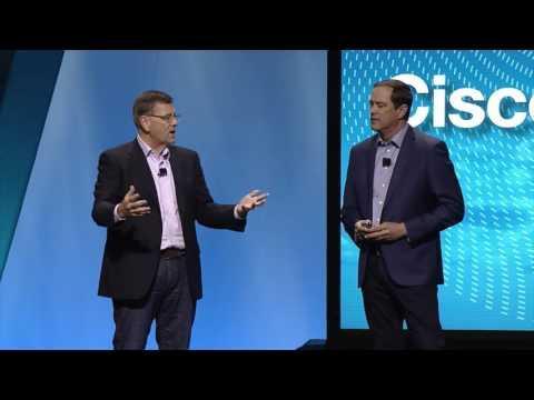 Cisco Live Keynote 2016 - CDO Highlights