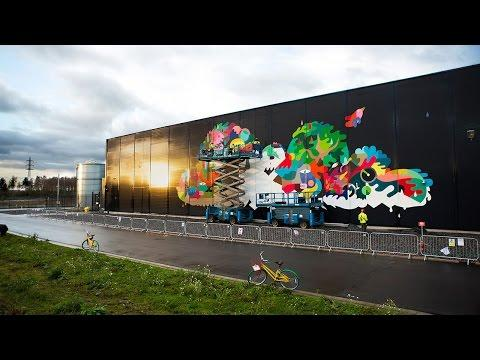 The Data Center Mural Project: Painting A Cloud
