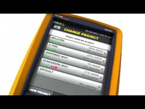 Versiv - Business Value, Russian Language: By Fluke Networks