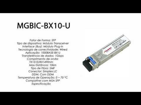 Approved Optics Enterasys Compliant MGBIC-BX10-D-A