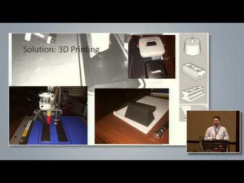 """ATM15 Ten Talk """"Tools For The Wireless Engineer"""" By Jake Snyder"""