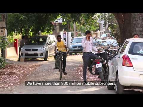 Connecting India:Entrepreneurs Seize Mobile Opportunity