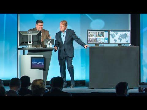 ACI Demo | IoT World Forum 2014 Keynote