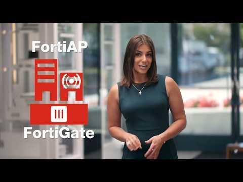 FortiAP With FortiGate | Integrated Wireless Management