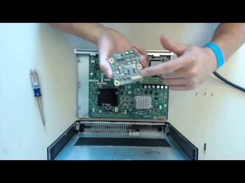 Cisco ISR 800 - Installing A PoE Daughtercard