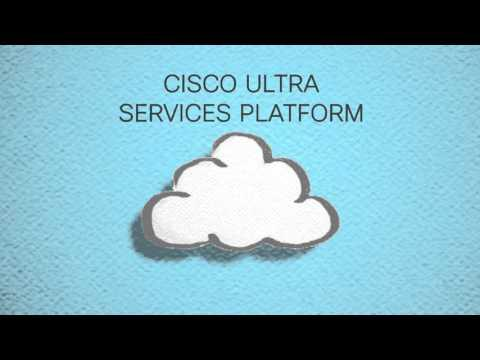 Cisco Ultra Services Platform - SDN Distributed Architecture