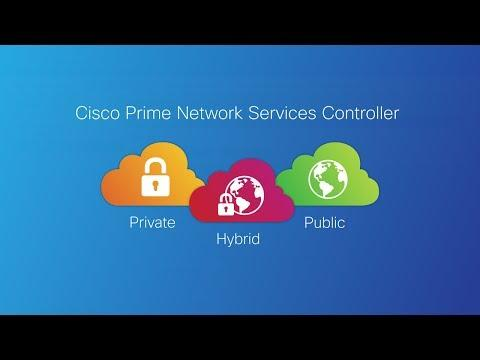 Introduction To Cisco Prime Network Services Controller