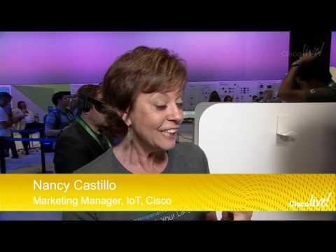 Cisco Live 2016 Backstage Pass: IoT
