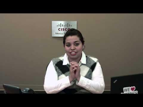 Tamara Perez: Cisco Virtual Sales Account Manager