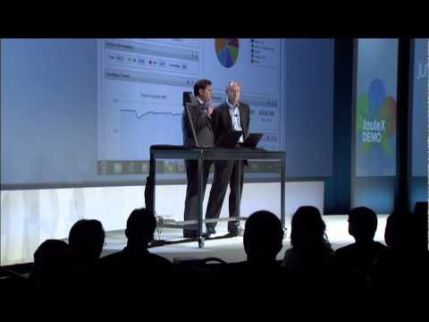 JouleX - On Stage With Kevin Johnson, CEO Juniper Networks