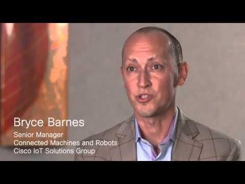 Cisco Connected Machines With Mazak