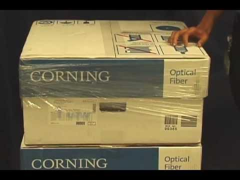 How To Unpack, Transport, And Store Corning Optical Fiber