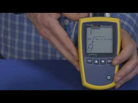 Fluke Networks MicroScanner2 Cable Verifier And Tester