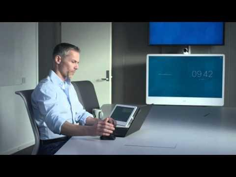 Cisco In-Room Control Puts You In Control