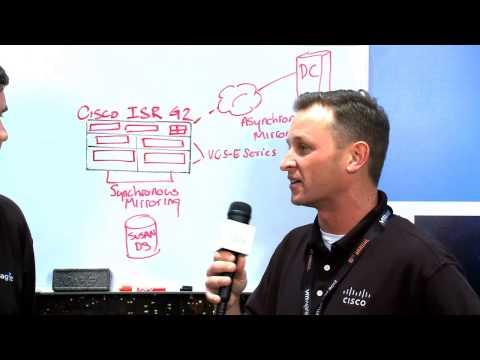 Business Continuity With Cisco Office In A Box Solution And Stormagic