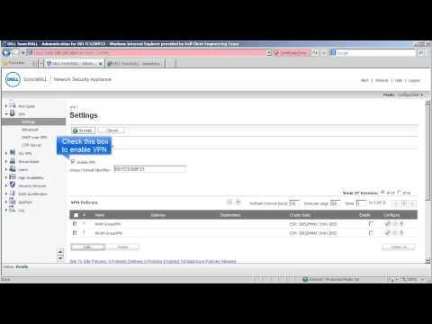 How To Configure Tunnel All Internet Traffic Over A Site To Site VPN