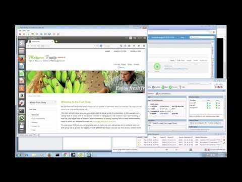 June 2016 Microsegmentation Demo Of Automating F5 And ASA
