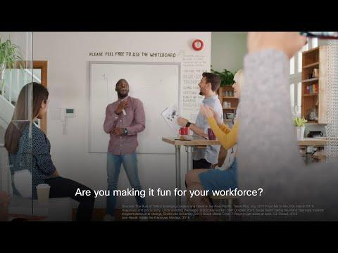 Fun Is The New Currency In The Workplace