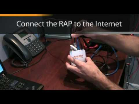 How To Set Up The Aruba RAP2 In A Home Office