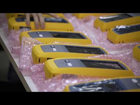 Behind The Scenes With Fluke Networks Environmental Testing : By Fluke Networks