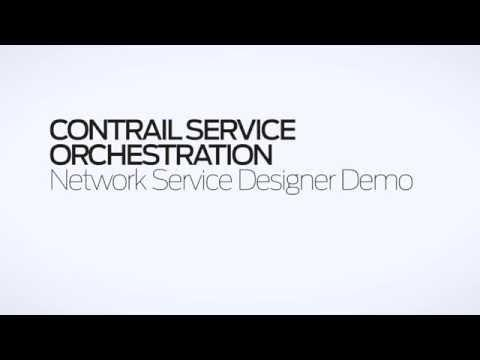 Contrail Service Orchestration