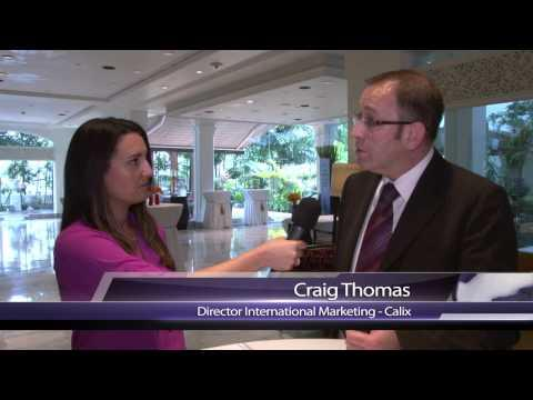 2015 Calix International Partner Summit Interview With Craig Thomas