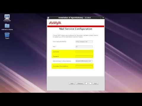 Automatic Software Update Feature For Avaya Diagnostics Server 2.0