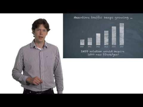 Chalk Talk: Terabit Optical Transmission