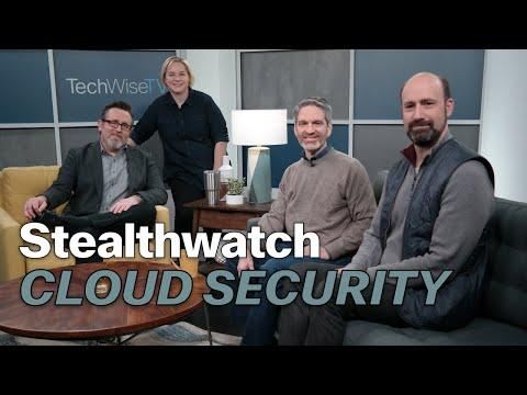 Stealthwatch Cloud On TechWiseTV