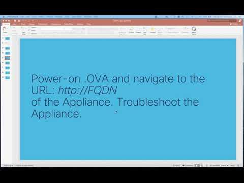 Install And Setup Of The CIsco Intersight Private Appliance (Air Gap)