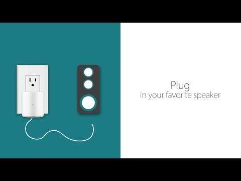 D-Link Wi-Fi Audio Extender (DCH-M225)