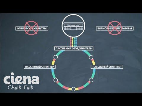 Chalk Talk: Ciena's Coherent Select Architecture [Russian]