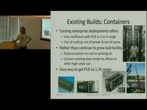 Google Efficient Data Centers Summit - 2 Of 3