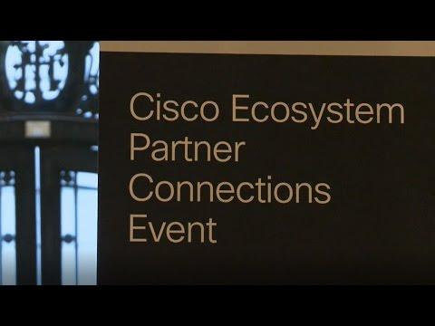 Cisco 2016 Partner Summit - Wendy Bahr