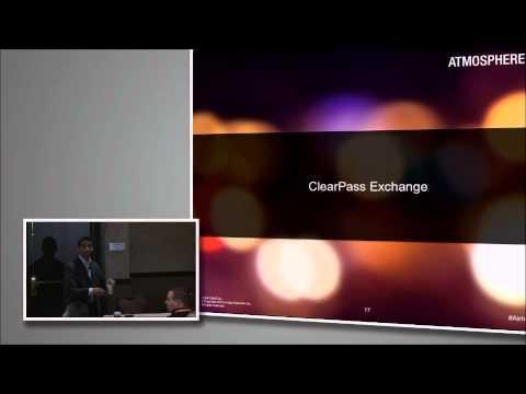 Airheads Vegas 2014 Breakout Video - Advanced ClearPass - Beyond AAA