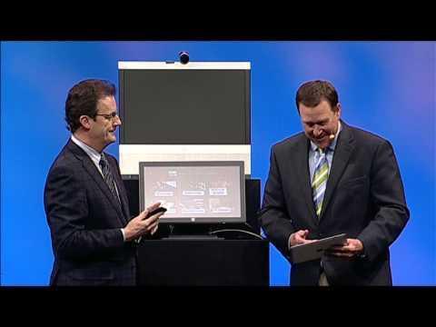 Enterprise Connect 2013 Keynote Demonstration