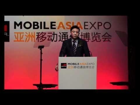 ZTE President Shi Lirong Talks About Zifi Technology At Mobile Asia Expo 2012