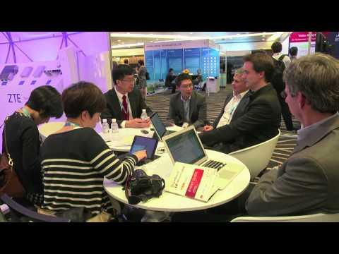 ZTE Day 2 At Broadband & TV Connect CDN Asia 2015
