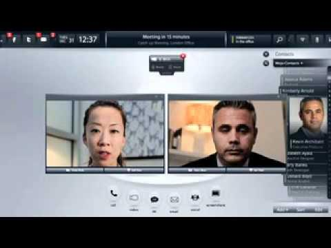 (FR) Video Collaboration Is Reinvented With The Avaya Flare™ Experience - French
