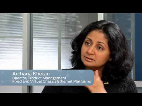 Junos Connect  Video Series -  Virtual Chassis Technology, 3-2-1 Data Center Architecture