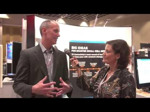 TE Connectivity On Network Densification Using DAS #2014wishow