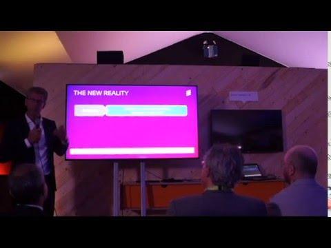 #TMFLive: Ericsson Highlights Software, OSS/BSS Merging
