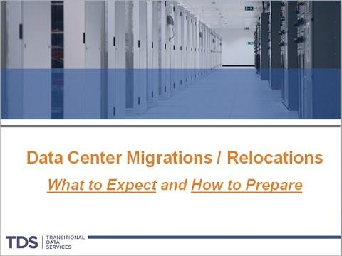Data Center Relocation / Data Center Migration: What To Expect And How To Prepare