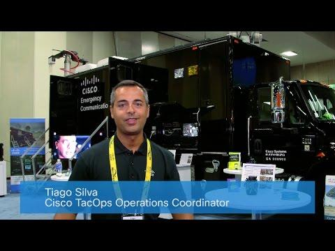 Cisco TacOps Information And Tour