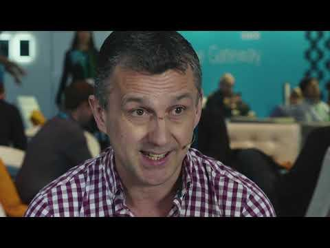 Cisco Live Barcelona 2019 Interview With Jon Townsend, National Trust