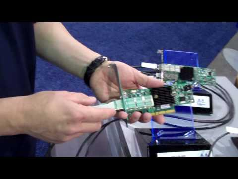 Mellanox Ethernet And InfiniBand Adapters With QSFP, SFP, And QSA Modules