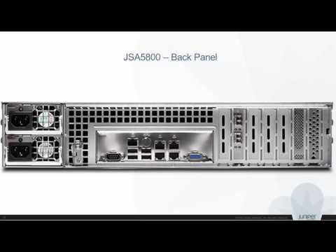 Introducing JSA5800