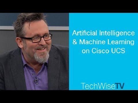 Artificial Intelligence And Machine Learning On Cisco UCS