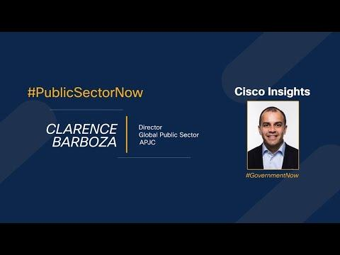 Cisco Insights: Clarence Barboza